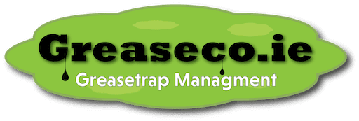 Grease trap cleaning logo image
